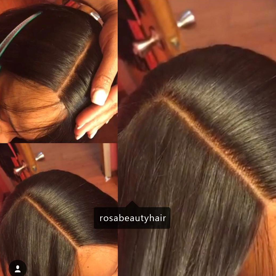 Rosabeauty-Middle-Part-Silk-Base-Closure-Brazilian-Body-Wave-with-Bleached-Knots-100-Human-Remy-Hair