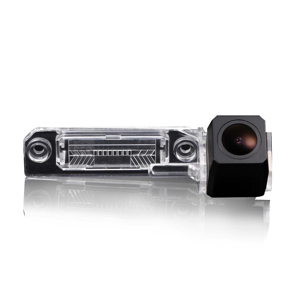 купить HD 1280*720 Pixels 1000TV line For VW Caddy passat B6 B5 T5 Touran Jetta Golf Superb car rear back reverse parking camera navi по цене 1614.94 рублей