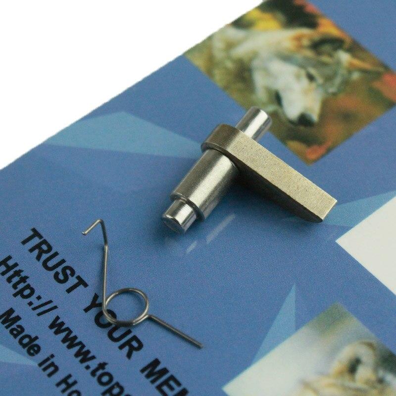 SHS Anti-Reverse Latch for Airsoft AEG Gearbox Ver 2/Ver 3 Hunting Accessories беспроводной rfid модуль shs ast200 пульт shs darcx01 для управления дверным замком только для врезных замков