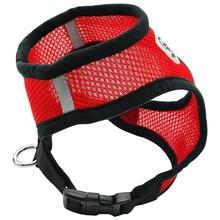 Pretty, soft chihuahua harness / vest