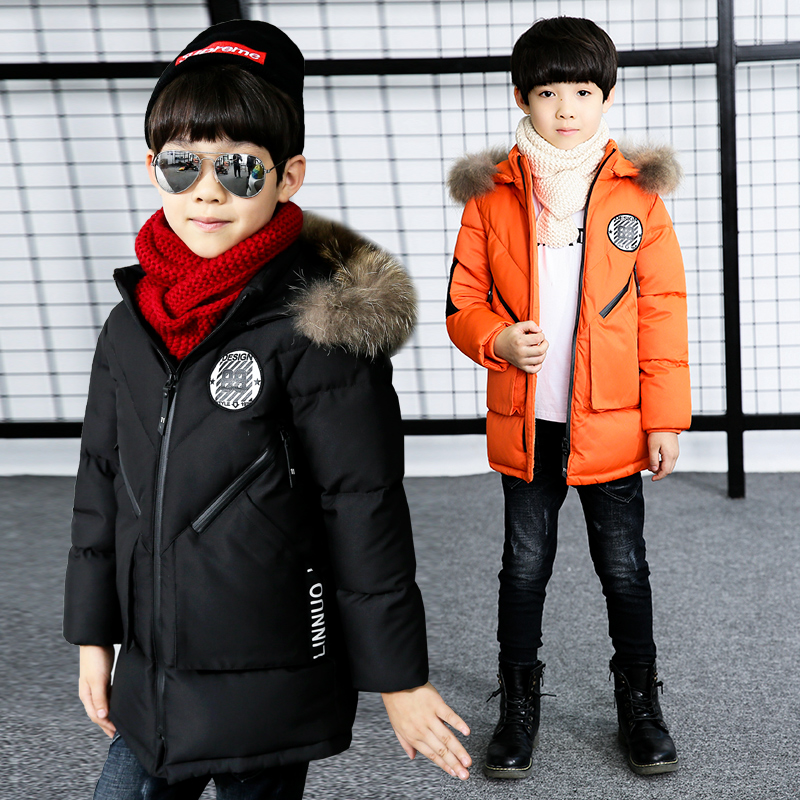 KAMIWA 4-14 Years boy Winter Coat Children Jackets Cotton Parkas Kids Winter Outerwear Thicken Warm Clothes Baby boys Clothing children winter coats jacket baby boys warm outerwear thickening outdoors kids snow proof coat parkas cotton padded clothes