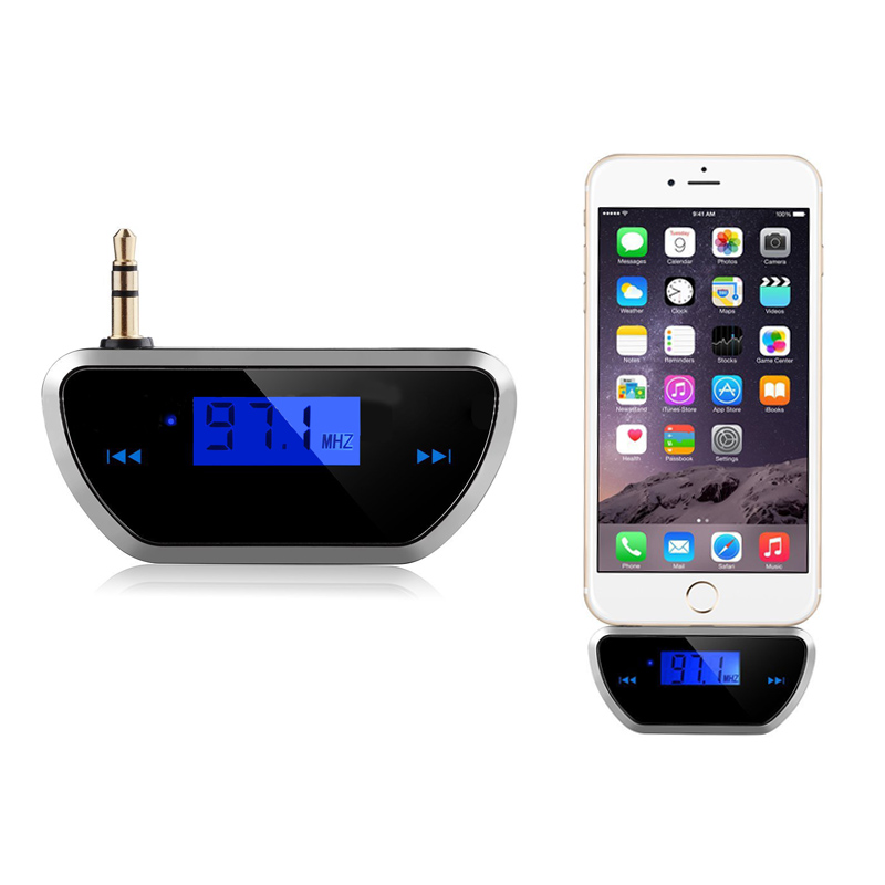 brand new cb156 32237 US $14.39 |Wireless Car Radio FM Transmitter Car MP3 Player Audio FM  Transmissor Stereo FM Modulator Fm Module For iPhone 6 7 Plus Samsung-in FM  ...