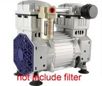 1550D Small Oil free Vacuum Pump Head High Mini Vacuum Pump