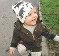 SR091 2016 Alta qualidade moda cotton crianças cap crianças bebê da menina do menino chapéus Bonés crianças acessórios