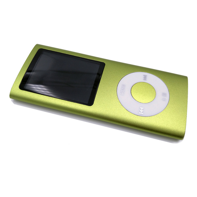 ZUCZUG 4th 1.8″ LCD Screen Sport MP3 player Built-in memory 16Gb 32Gb Video FM Radio Music MP3 Player