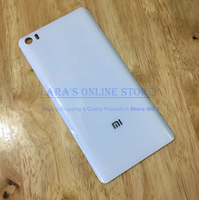"High Quality ""Glass Material"" Door Back Battery Housing Cover Case For Xiaomi Mi Note / Mi Note Pro 5.7″"