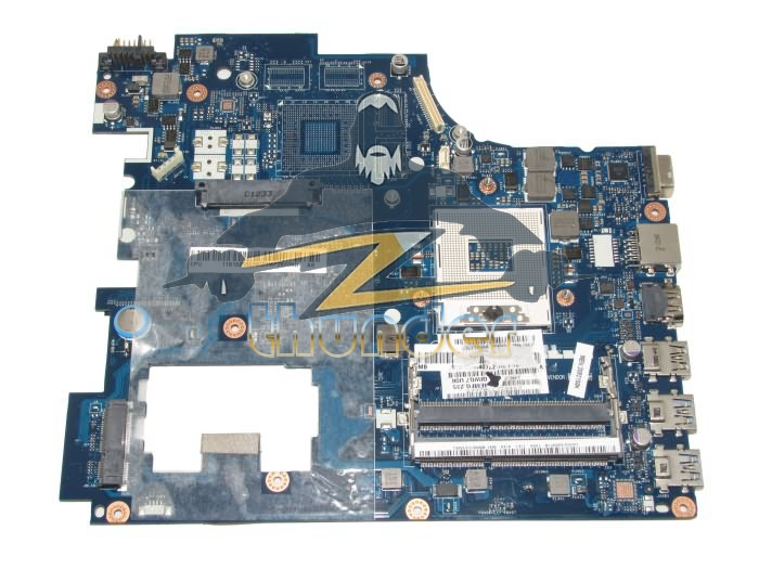 For lenovo ideapad g780 Laptop Motherboard QIWG7 LA-7983P HM76 GMA HD4000 DDR3 Full tested la 7982p laptop motherboard for lenovo g580 p580 p585l main board hm76 gma hd ddr3