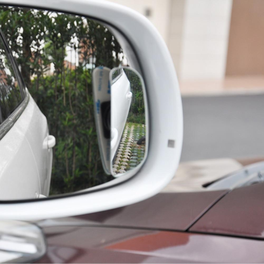 Small mirror backup