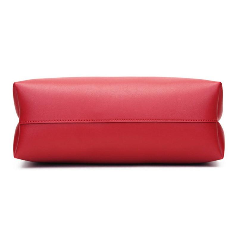 gray Europei brown Spalla E Americani Sacchetto Di Borsoni Grande Modo Borsette Nuovi red Pink black Casual Alta Delle Qualità Capacità Donne Borse RCd8H5wwq