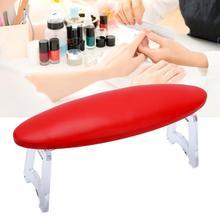 Держатель для ручной подушки для ногтей, держатель для рук, держатель для рук, подушка, моющиеся настольные коврики, инструмент для маникюра