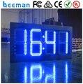 5 дюймовые дюймы температуры и влажности светодиодный дисплей время сид дисплей температуры светодиодный экран для увлажнителя