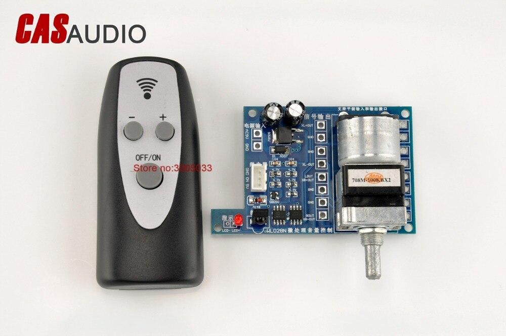 50k 2 Alps Remote Volume Control Motorized Potentiometer