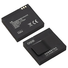 High Quality 3.7V 1010mAh Rechargeable Li-ion Battery for Xiaomi Yi XiaoYi Sports Action Camera DV Cam  Replacement Battery