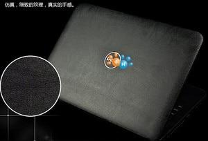 Image 4 - Специальные кожаные Углеродные волоконные виниловые наклейки защитная крышка для Lenovo Thinkpad T430 14 дюймов