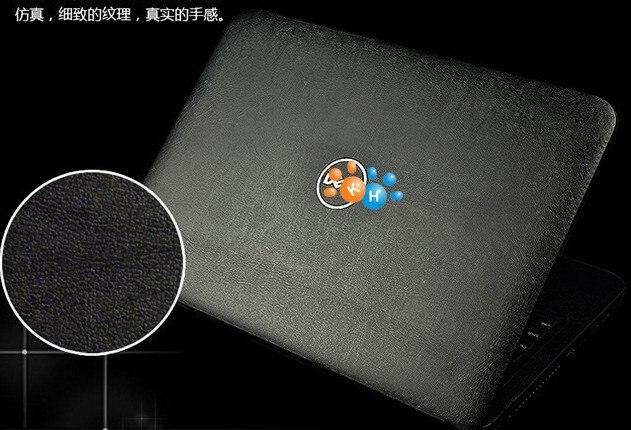 Հատուկ կաշվե ածխածնային մանրաթելից - Նոթբուքի պարագաներ - Լուսանկար 4