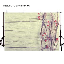 Photo photographer Photography backdrops Flowers & wood flooring photophone backdrop backgrounds for photo studio LV-204
