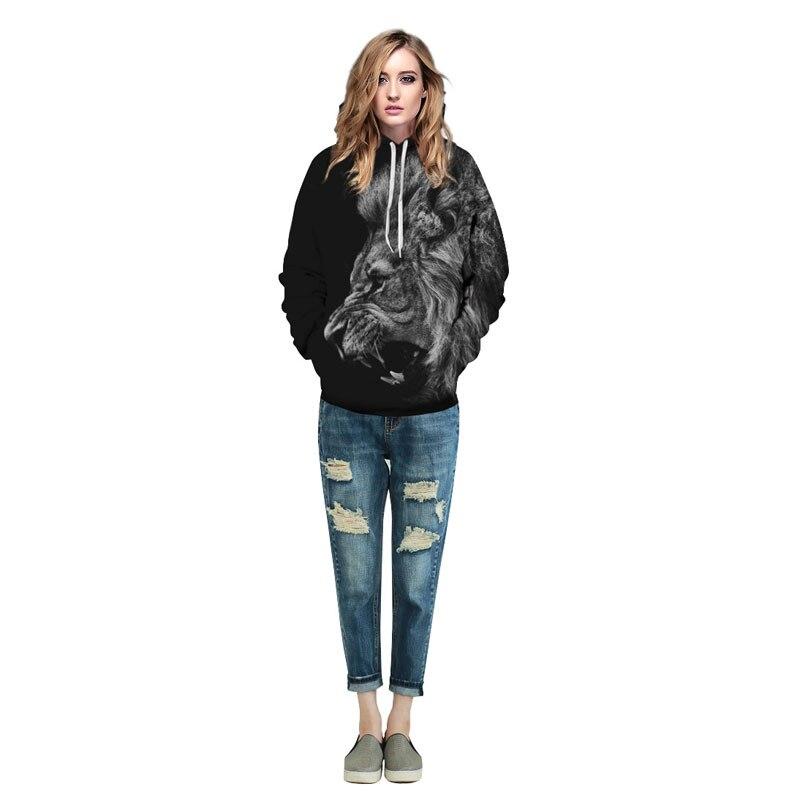 Mr.1991INC New Fashion Men/Women 3d Sweatshirts Print Ferocious Lion Black Thin Autumn Winter Hooded Hoodies Pullovers Tops New Fashion Men/Women 3d Sweatshirts Print of a Ferocious Lion HTB1AUNFSpXXXXb9aXXXq6xXFXXXr