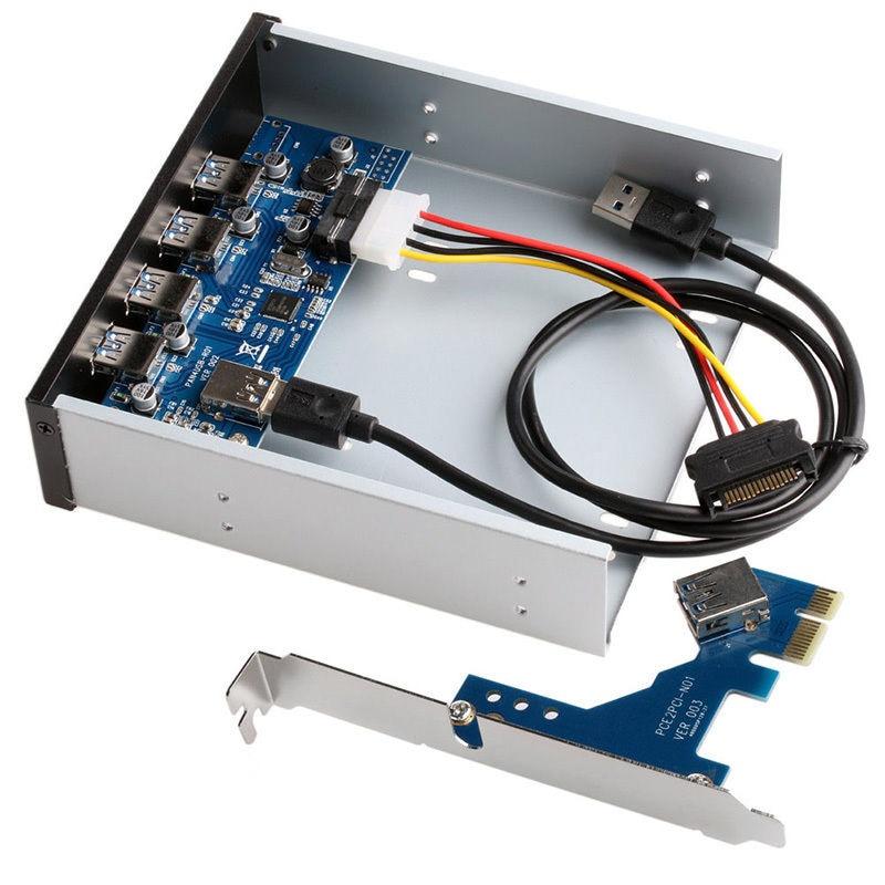 USB 3.0 PCI Express…