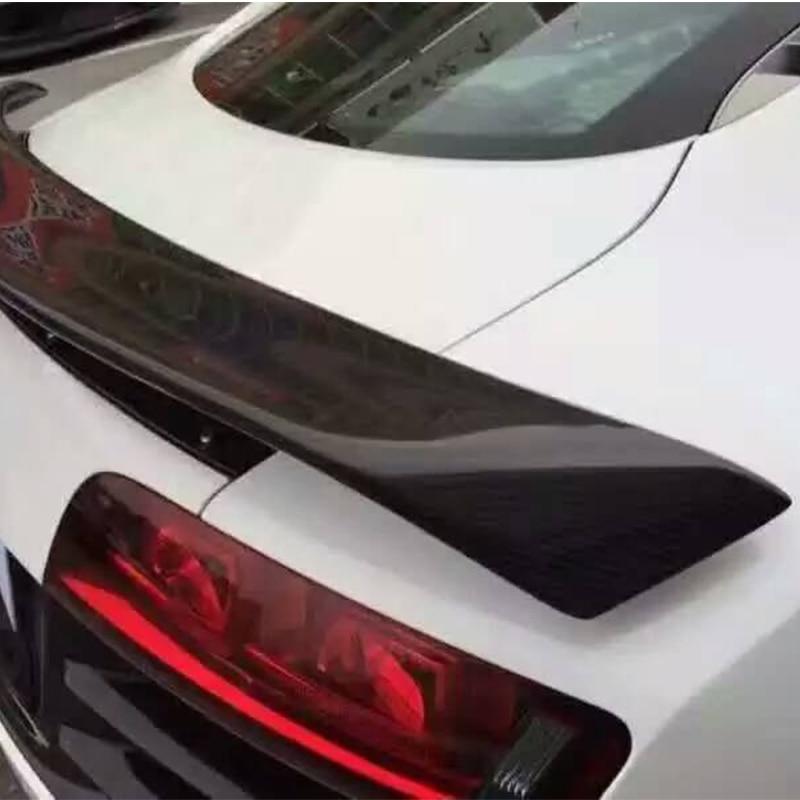 R8 GT Style Carbon Fiber Auto αυτοκίνητο Πίσω - Ανταλλακτικά αυτοκινήτων - Φωτογραφία 5
