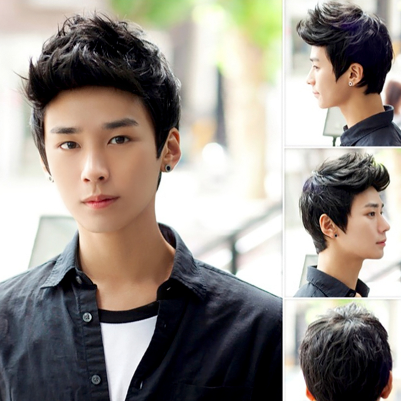 Fine Korean Male Hair Reviews Online Shopping Korean Male Hair Hairstyles For Men Maxibearus
