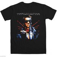 T Shirt Terminator Terminated Poster T 800 Maglia Uomo Ufficiale Plastic Head Summer Short Sleeves Fashion