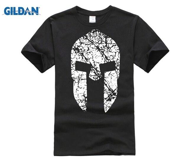91b472f563b02 US $9.71 19% OFF|GILDAN 2019 men t Shirt fashion summer style short sleeve  Spartan Race funny t Shirt men cotton tShirt casual top tee-in T-Shirts ...