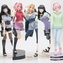 21cm Naruto Tsunade Anime Action Figure PVC New Collection