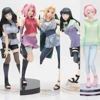 21cm Naruto Tsunade Anime Action Figure PVC Neue Sammlung figuren spielzeug Sammlung für Weihnachten geschenk