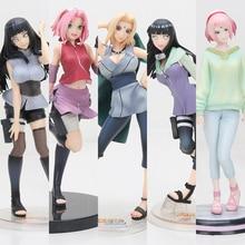 Figuras de acción de PVC de Naruto sunade, 21cm, nuevas figuras de juguete de coleccionismo