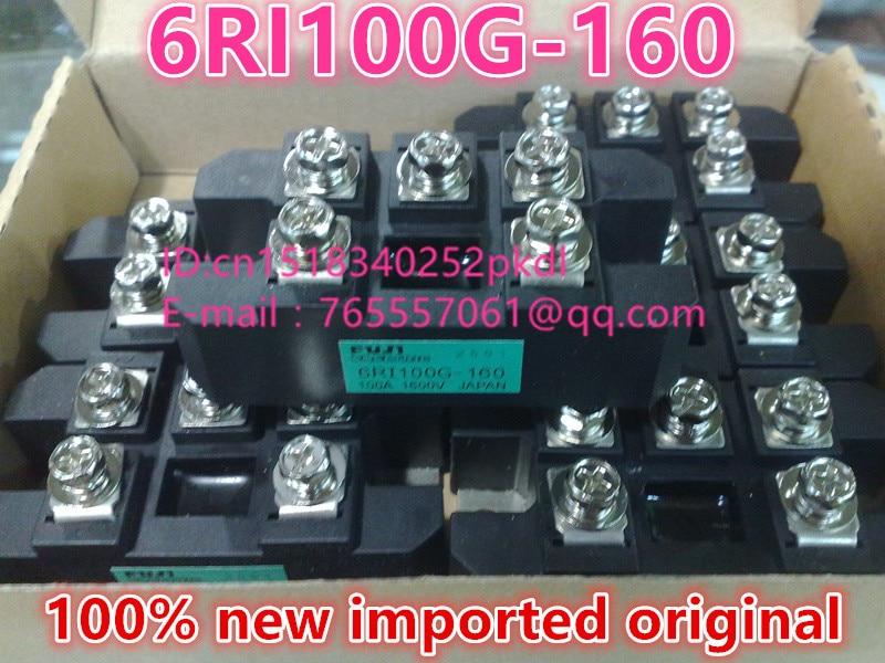 100% new imported original  6RI100G-160  power IGBT module new 100