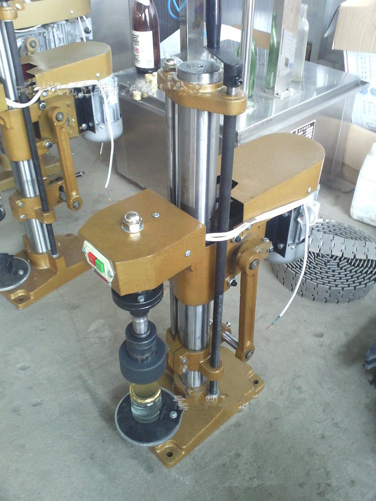 все цены на 950 electric glass bottles capping machine glass bottle cap closing machine/close the bottle cap machine онлайн