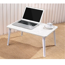 250320/Bed computer desk /Laptop desk /Portable Adjustable Foldable Laptop Notebook PC Desk Table Vented Stand Bed Tray