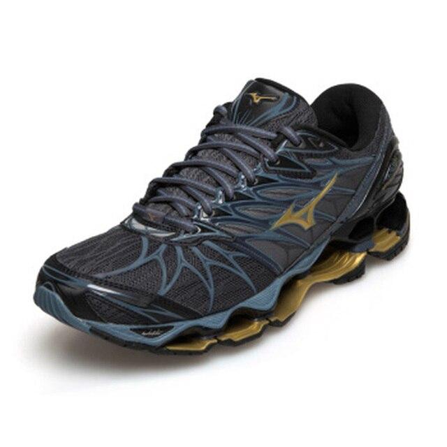2018 Mizuno Wave Prophecy 7 Professional Мужская обувь 6 цветов открытый сетки кроссовки Вес подъема обувь кроссовки размер 40-45