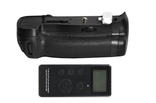 MB-D18 Replacement Battery Grip+2.4G Wireless Remote Control For Nikon D850 Digital SLR Cameras EN-EL15 EL15.