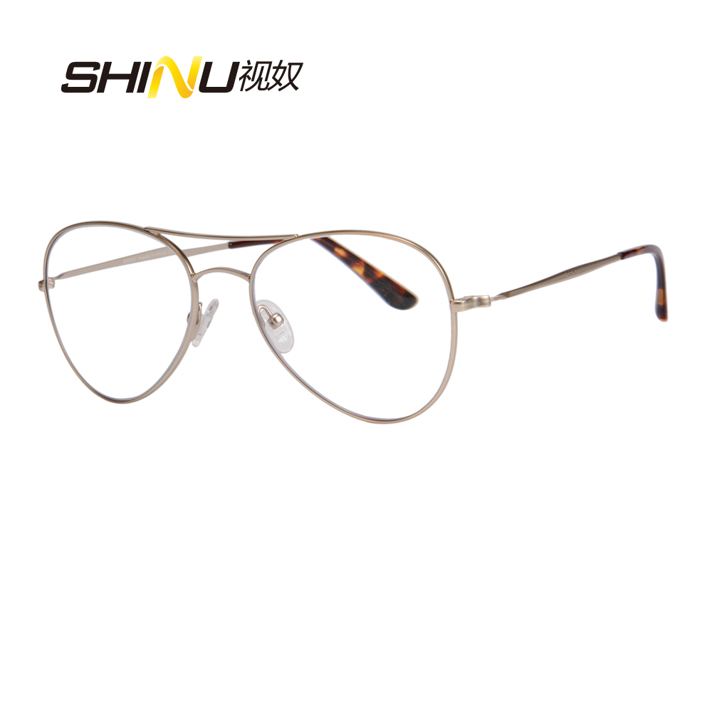Excellent Progressive Multifocal Lens Reading Glasses Comfortable Bifocal Eyeglasses For Long Sight&Short Sight Okuma Gozlukleri image