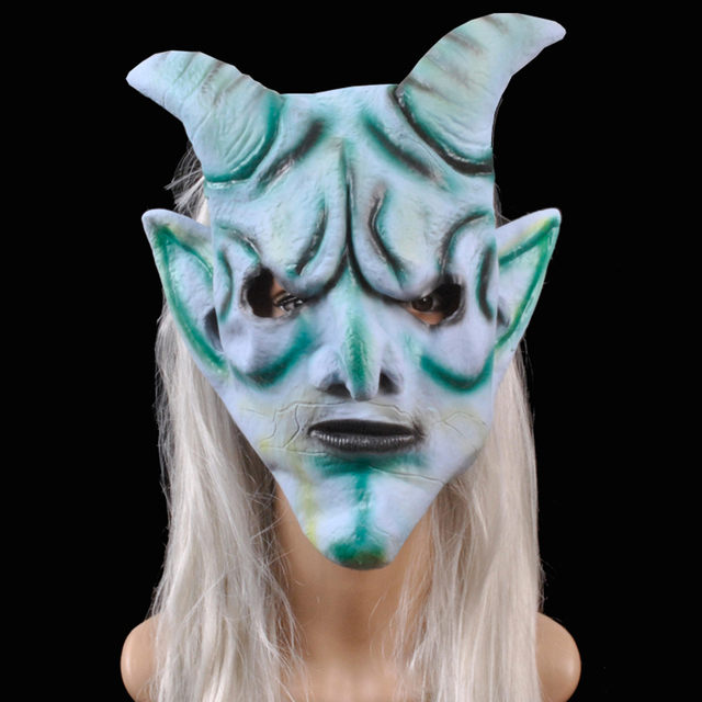 Aliexpress.com : Buy Adult Halloween masks with ghost demon zombie ...