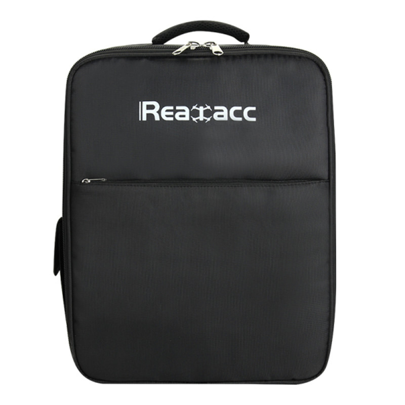 High Quality Realacc Backpack Case Bag Drone Bag Carry Case For Hubsan X4 Pro H109S RC Quadcopter Black waterproof spark bag box case accessories for dji spark drone storage bag carry case