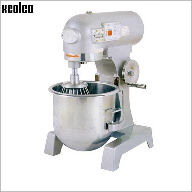Xeoleo 10L Commercial Food Mixer Multifunction Dough Mixer for Egg/Cream/Flour 220V/500W Planetary Food Mixers Food Blender чехол prime rocca для iphone 6 plus black