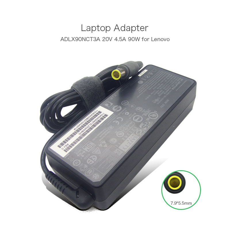 US $33 88 |Genuine 20V 4 5A 90W Laptop AC Adapter Charger for Lenovo T420  T420S T430 T430S T430U ADLX90NCT3A 45N0309 36200298 Power Cord-in Laptop