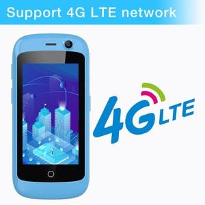 Image 5 - Unihertz ג לי פרו, הקטן ביותר 4G Smartphone בעולם, אנדרואיד 8.1 Oreo סמארטפון מיני טלפון עם 2GB RAM 16GB ROM לבן