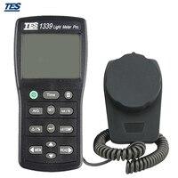 TES-1339 디지털 라이트 미터 광속 측정기