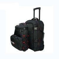 BeaSumore Rolling Чемодан комплект рюкзак тележка Бизнес сумка дорожная сумка многофункциональный чемоданы колеса