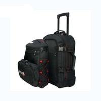 BeaSumore Rolling Luggage Set backpack Trolley Business Shoulder bag Travel Bag Multi function Suitcases Wheel