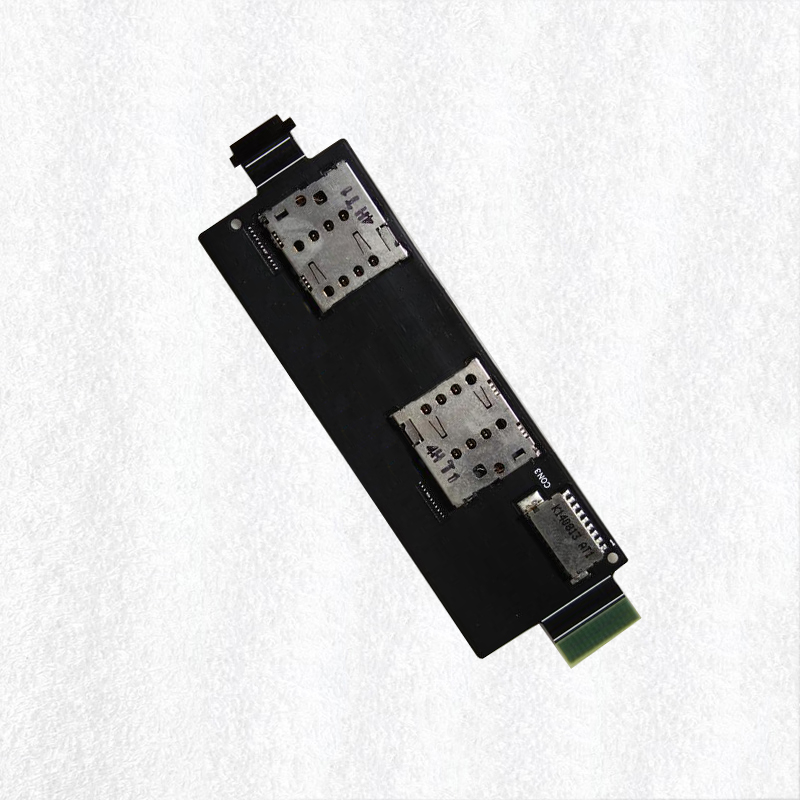 Flex Cable Sim Card Reader 3g Version Headphone Jack Audio Replacement For Apple Ipad 2 Dropshipping Accessories & Parts