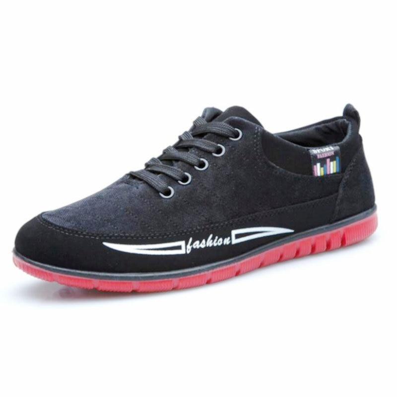 Nuevos zapatos casuales de lona de los hombres de alta calidad de CPI - Zapatos de hombre - foto 3