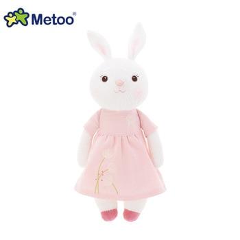 Мягкая плюшевая игрушка милый кролик Metoo 6