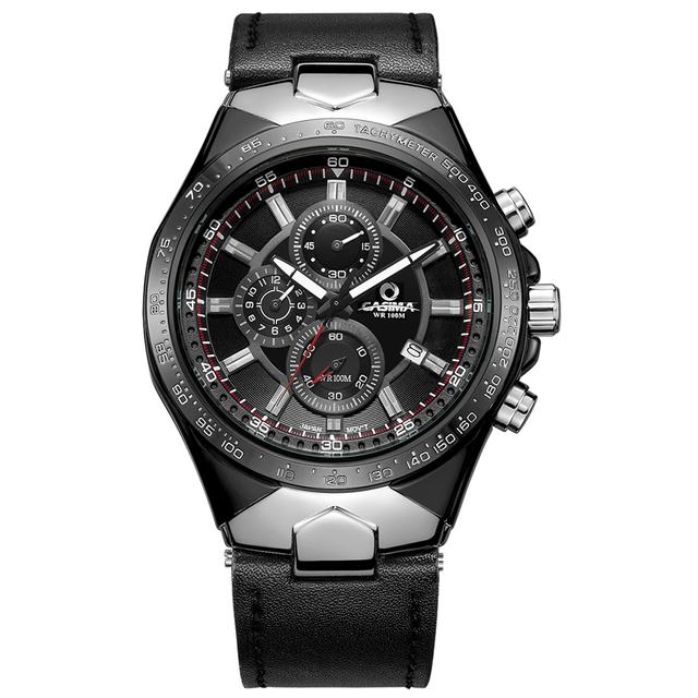 Fashion Chronograph Sport Mens Watches Top Brand Luxury Quartz Watch Reloj Hombre 2017 Clock Male hour relogio Masculino