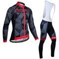 2020 Pro Team  Весенняя дышащая одежда для велоспорта  мужской костюм из Джерси с длинным рукавом  для езды на велосипеде  MTB  одежда  комбинезон  ко...