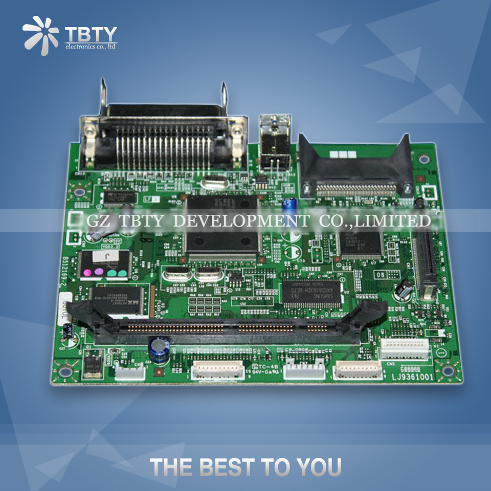 100% Test Main Board For Brother HL 6050D 6050 HL6050 HL-6050 Formatter Board Mainboard On Sale gzlspart for brother hl 5250dn 5250 5250dn original uesed formatter board lm9077001 printer parts on sale