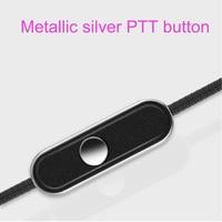 5r bf איכות גבוהה אפרכסת Headset לקבלת מכשיר הקשר לקבלת Baofeng BF-888S UV-5R א ב ג ד ה Kenwood Retevis TYT HYT Beifeng Quansheng (5)